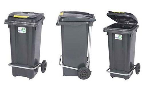بهترین سطل زباله پلاستیکی بازیافتی