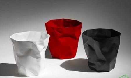 ساخت سطل زباله پلاستیکی